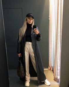 Pin by d. on fashion killa in 2019 Mode Outfits, Trendy Outfits, Fashion Outfits, Fashion Trends, Beach Outfits, Hijab Fashion, Summer Outfits, Fashion Killa, Look Fashion