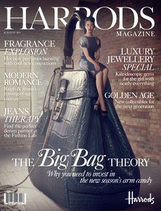 Harrods Magazine - August 2013