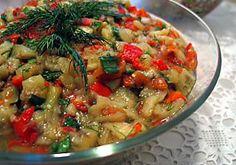 Patlıcan Salatası - Gurme Rehberi