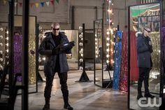 The CW has released the first official images from next week's episode of The Flash, and as well as offering up a great look at Jesse Quick in full costume, Captain Cold and Mirror Master also appear. The Flash Season 3, Flash Tv Series, Leonard Snart, Dominic Purcell, Superman Lois, Crazy Ex Girlfriends, Fastest Man, Dc Legends Of Tomorrow, Black Lightning