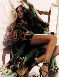Amalgame de #couleurs, d'#imprimés et de #textures #StreetStyle #Ibiza #Fashion