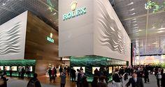 Rolex Offices #rolexbuilding #rolexinside #topbrands