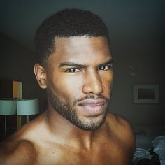 Broderick Hunter | Here's What 19 Painfully Handsome Male Models Look Like Without Makeup