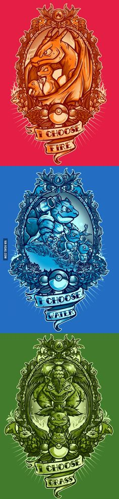 I choose grass and you?