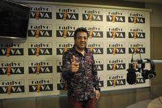 Ali Altay, Radyo Viva'da Ezgi'nin konuğu oldu.