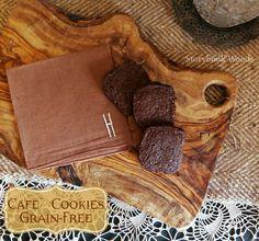 Café cookie grain free, chocolate, coffee Storybook Woods