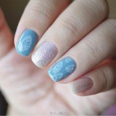 Patrón de color de uñas [agarrar la cola del verano, los patrones frescos recomienda ~]