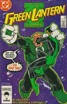 Green Lantern Rare Comic Books, Online Comic Books, Comic Books For Sale, Comic Book Covers, Black Comics, Dc Comics, Green Lantern Comics, Comic Book Collection, Classic Comics