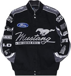 WheelSpinAddict Mens S197 Mustang Coyote 5.0 GT 2013 2014 Tank Top