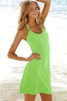 Halter neck Beach dress from Lexigear.