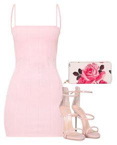 """""""Untitled #697"""" by sapphirecavill on Polyvore featuring Giuseppe Zanotti and Kate Spade"""