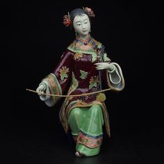 Aliexpress.com : Buy Marvel Female Sculpture Painted Porcelain Figures Decoracion Ceramic Figurines Statue Classic Art Craft Collectible…
