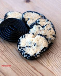 Lakritz-Kekse sind leicht und einfach selbst gebacken