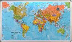 wereldkaart - Google zoeken