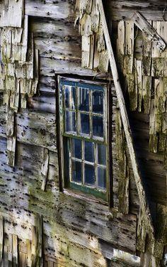 The Blue Window Photograph
