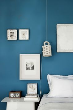 Find That Perfect Blue For Your Bedroom With Colorhouse Hues In The Water And Dream Color