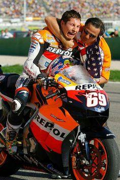 Nicky Hayden. 2006 MotoGP Champion