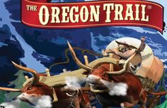 Oregon Trail for the Wii! I haven't played this game since kindergarten!! Definitley purchasing this