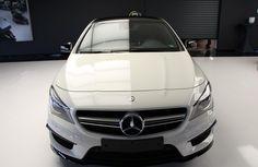 Mercedes-Benz CLA 45 #AMG
