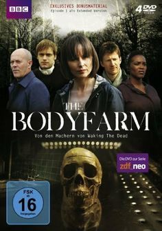 The Body Farm [4 DVDs]