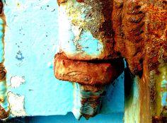 rust, glorious rust