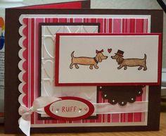 Valentine's Weiner Dogs       Happy Valentine's Day