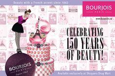Bourjois Bourjois, Beauty Boutique, Friends In Love, Parisian, Spelling, Drugs, Innovation, Personality, Powder