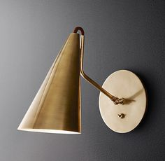 RH Modern's Clemente Sconce:With its pared-down lines and distinctive… Luxury Lighting, Home Lighting, Modern Lighting, Lighting Design, Modern Wall Lights, Modern Wall Sconces, Candle Wall Sconces, Wall Lamps, Luminaire Mural