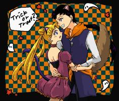 Sailor Moon Halloween, Comic Books, Comics, Movie Posters, Siblings, Film Poster, Cartoons, Cartoons, Comic
