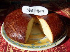 Fouace Aveyronnaise - Recette de cuisine Marmiton : une recette