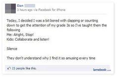 Epic teacher is epic.
