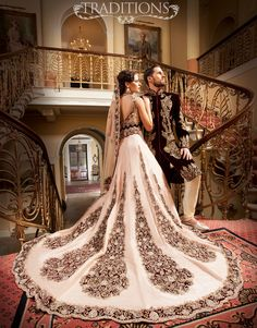 dark maroon wedding wear for Pakistani and Indian brides
