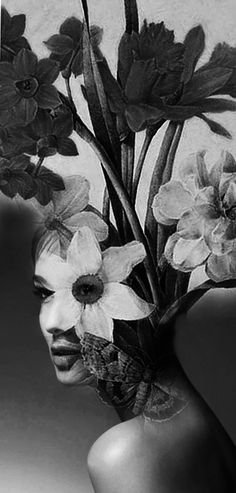 ANTONIO MORA (aka mylovt) ~ a Spanish artist who combines with talent portraits photographed in various landscapes