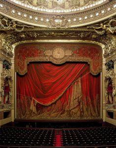 Garnier Opera, Paris -   Photography by DavidLevent