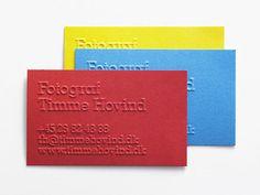 BUSINESS CARDS @Kirstin Vizthum