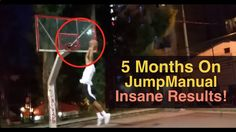 bestverticaldunkt... Are you trying to increase your vertical jump to dunk? Then check out the best jump training program I review In my videos Do you want to jump higher and increase your vertical jump? Then check out my review on the best vertical workout program: The Jump Manual Are you looking for explosive plyometric training? The Jump Manual used agile plyometrics and strength training to increase my vertical 15 inches in 5 months! Wondering how to improve your verti