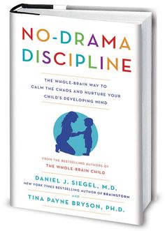 Discipline means to teach. What if punishment and sternness weren't invited to the party? I've been thinking on this lately... I Look forward to getting my hands on this, the latest from Dr. Dan Siegel