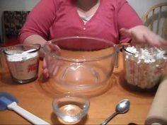 Marshmallow Fondant Tutorial