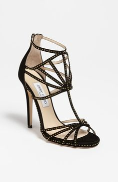 Jimmy Choo 'Crystal' Sandal available at #Nordstrom
