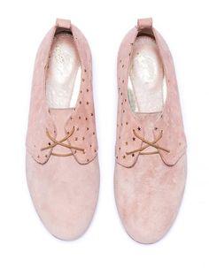 Buty Glamoursy Mum short pink stars