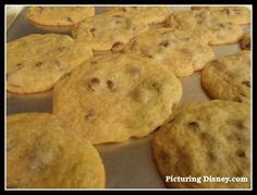 Ghiradelli Ultimate Chocolate Chip Cookies: the Bake-It-Yourself Disney Recipe