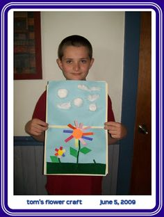 Loving Life Lapbooks: Flower Lapbook or craft