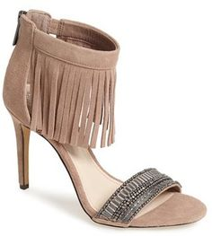 Vince Camuto 'Trumen' Fringe Sandal (Women)