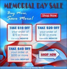 memorial day sale phoenix