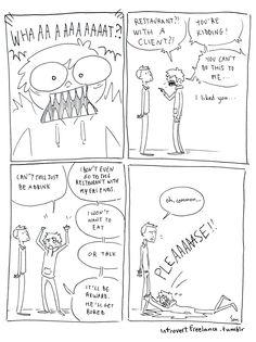 Introvert Freelance