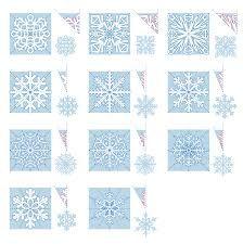 Resultado de imagen para как сделать снежинки из бумаги схемы