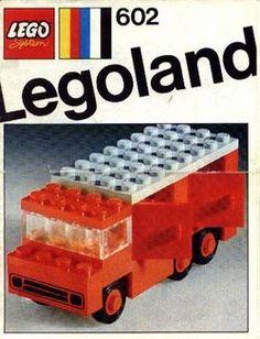 Lego 602 - Fire Truck