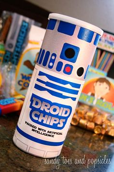 Father's Day Gift: Star Wars Kit - Popsicle Blog - Free printables
