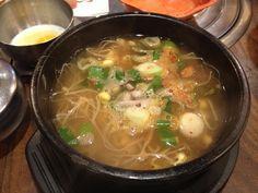 2014.7.15 점심. 콩나물 국밥