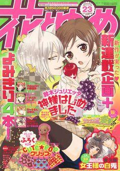 漫言空間: 花とゆめ 2011年 #23
